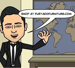 Jonathan Furtado : Sales Manager
