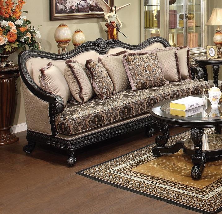 Abby Dark Sofa