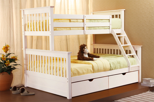 GRE4041W Bunk Bed