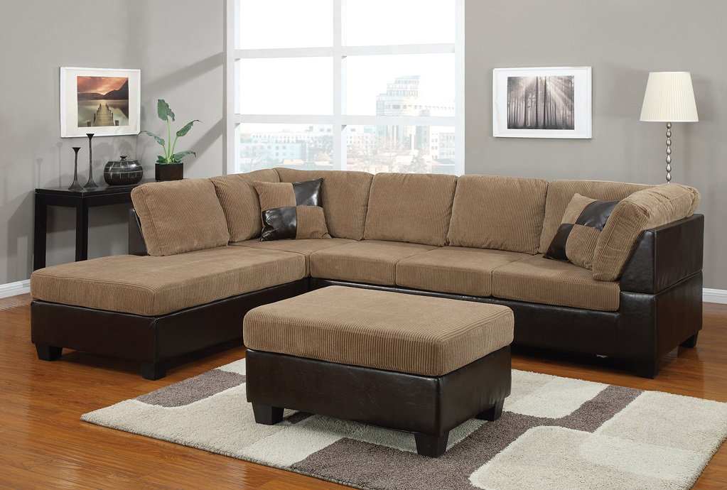Opera Fabric Sectional