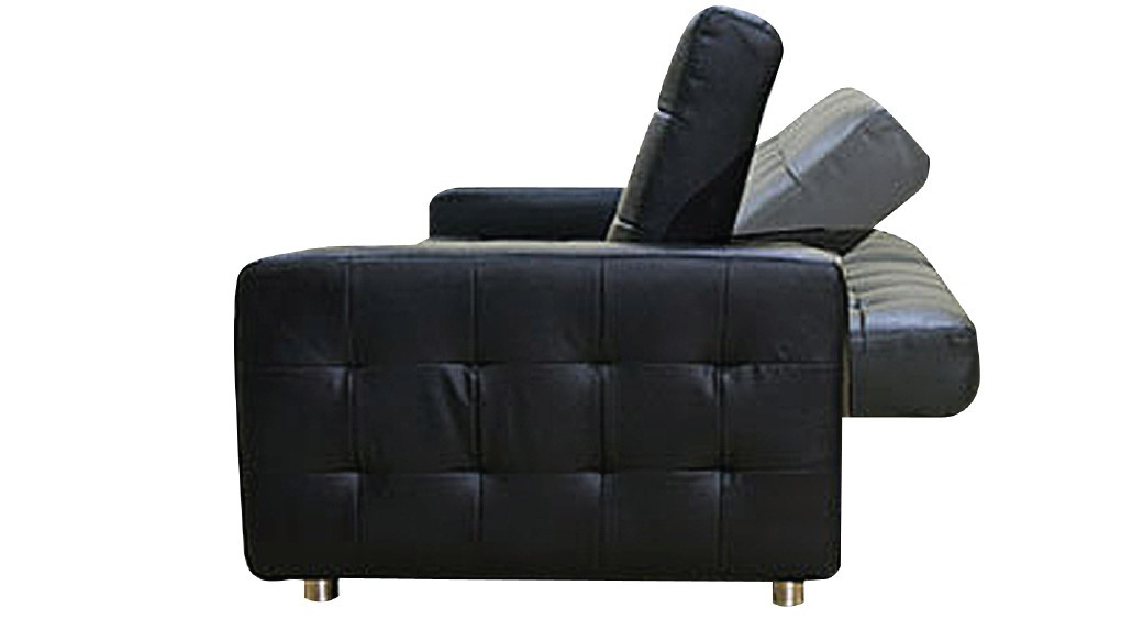 SAN Honey Black Sectional