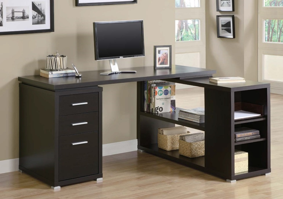I7019 Corner Desk Right