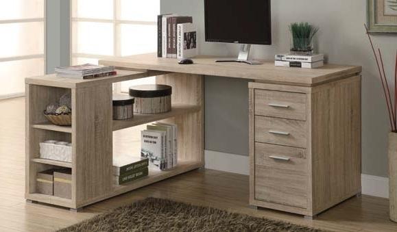 I7219 Corner Desk Left