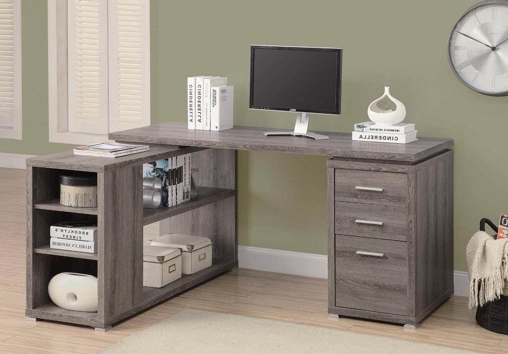 I7319 Corner Desk Left