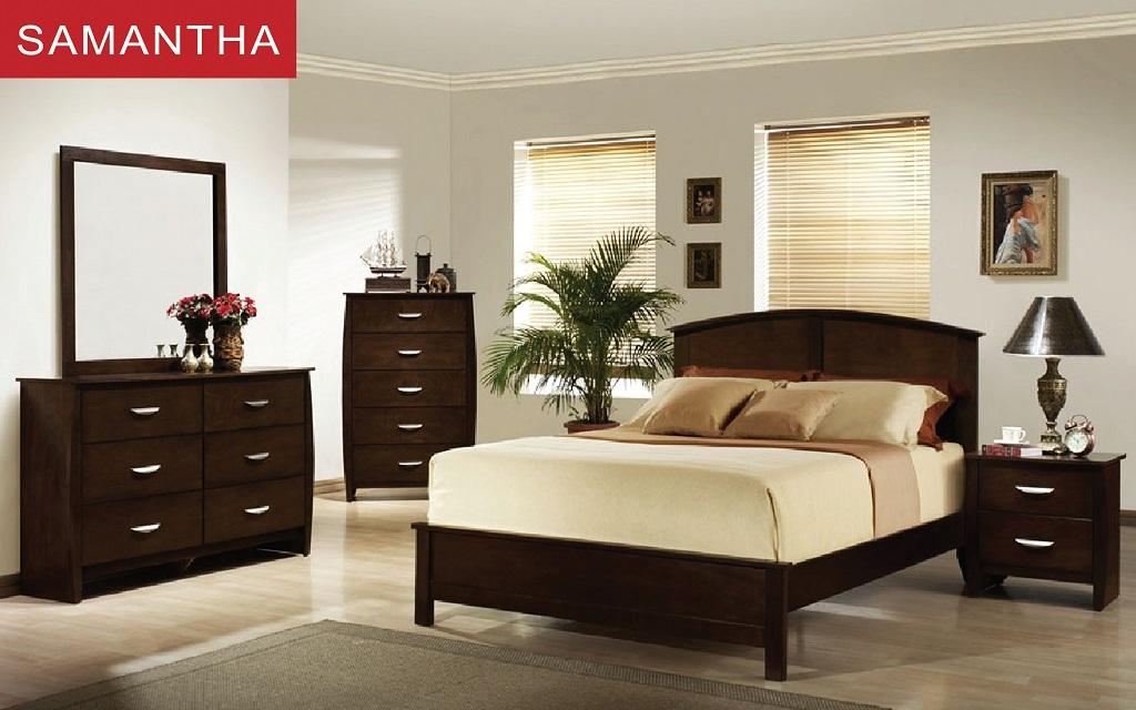 Samantha Bedroom Furtado Furniture