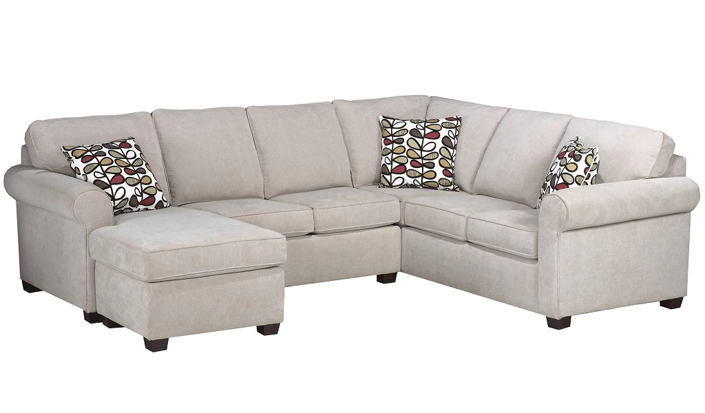 AC2020 Fabric Sectional
