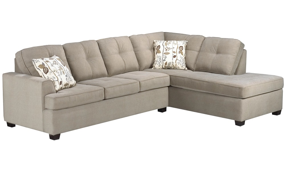 AC2121 Fabric Sectional