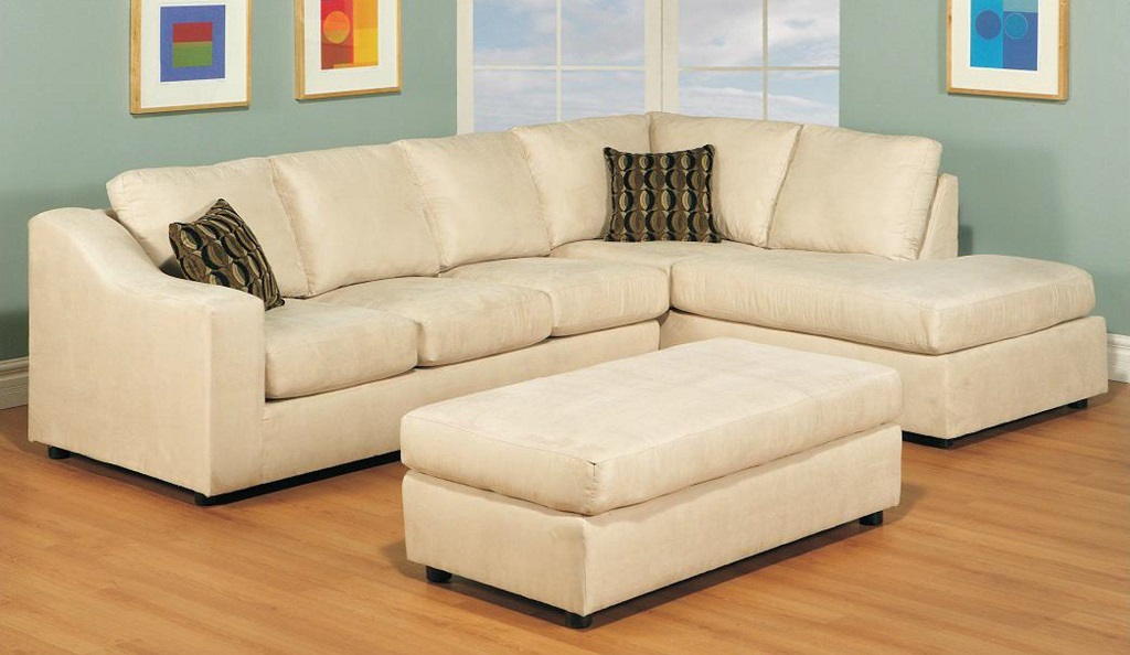 AC2660 Leather Sectional