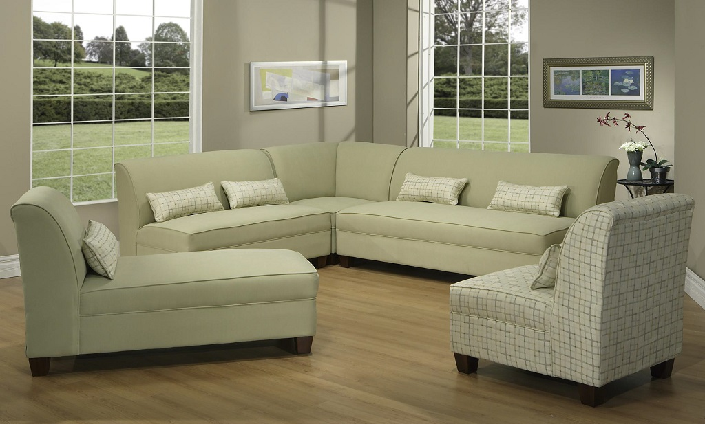 AC2690 Fabric Sectional