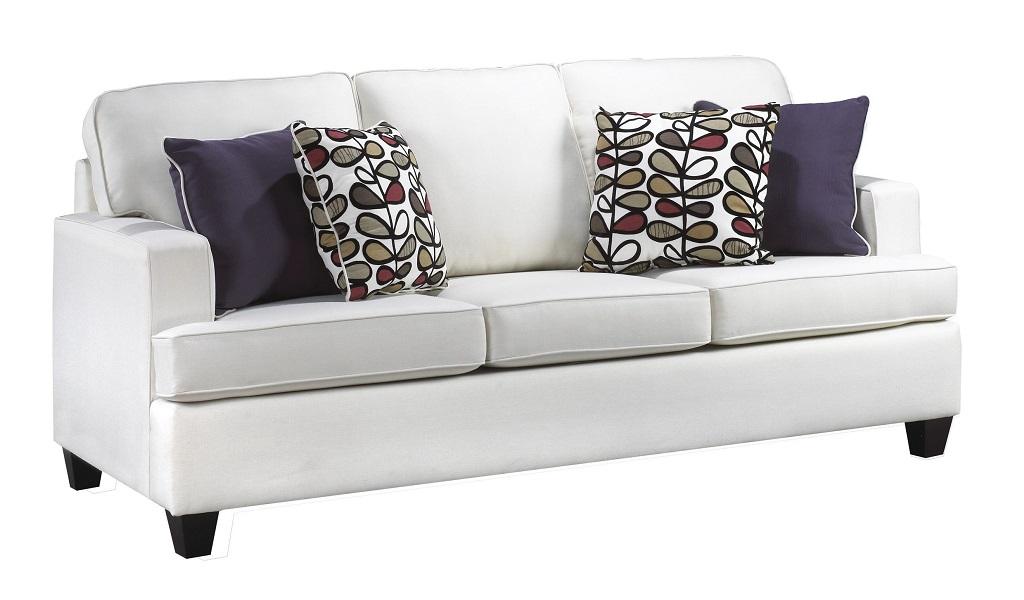 AC3400 Leather Sofa