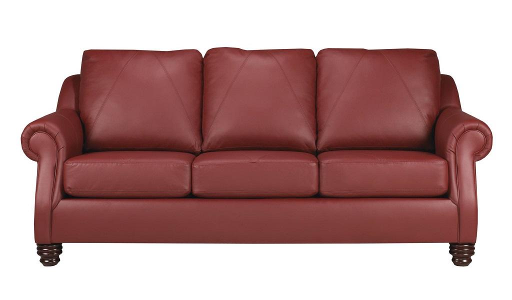 AC6000 Leather Sofa