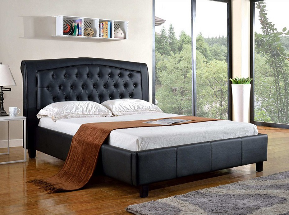 IF-192B Upholstered Bed