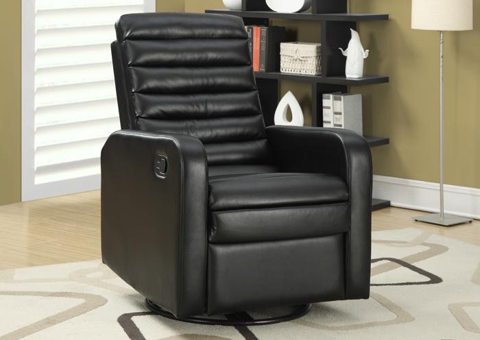 I8086BK Recliner Chair