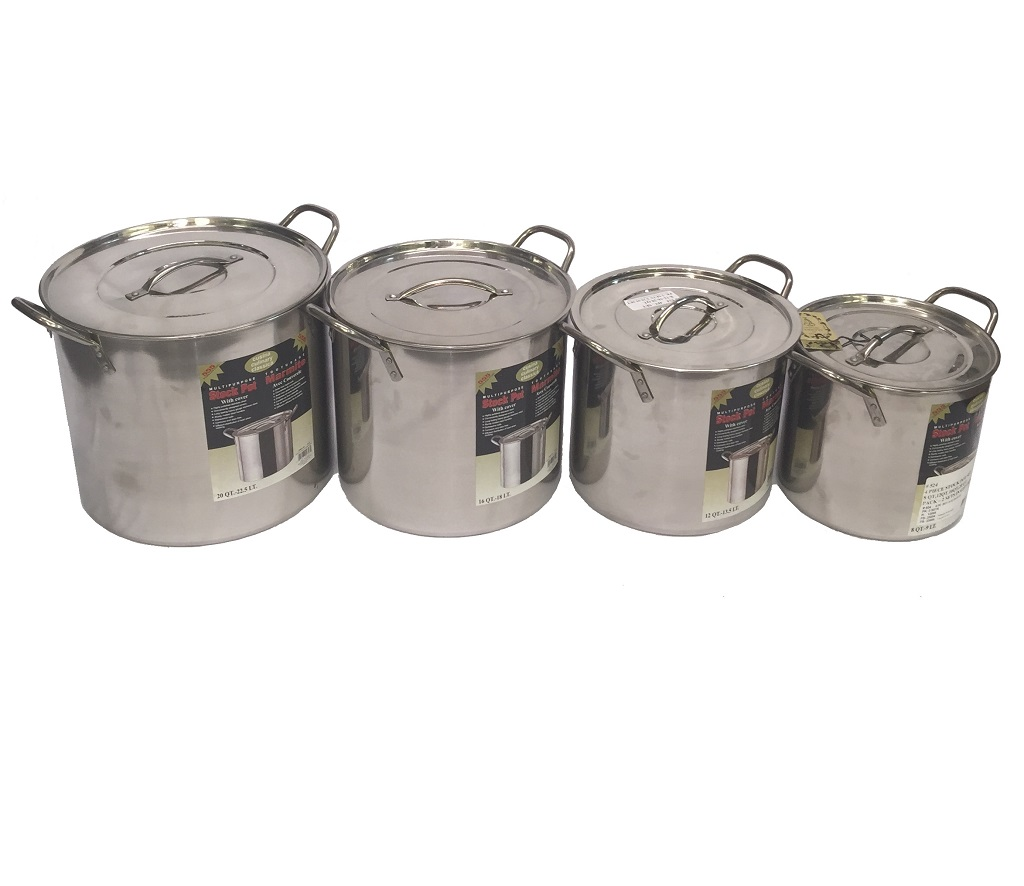 524 Stock Pot Set