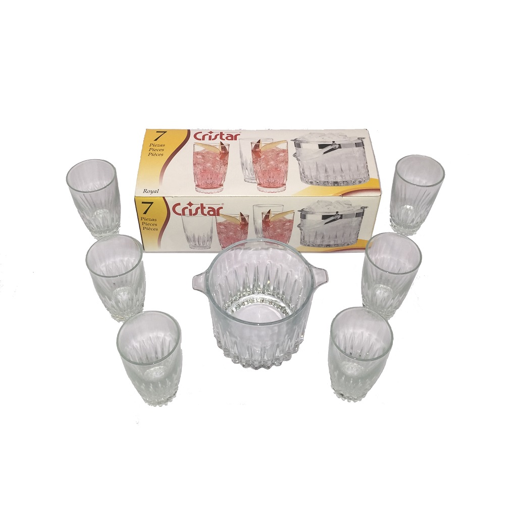STA-9041EL Beverage 7pcs Set