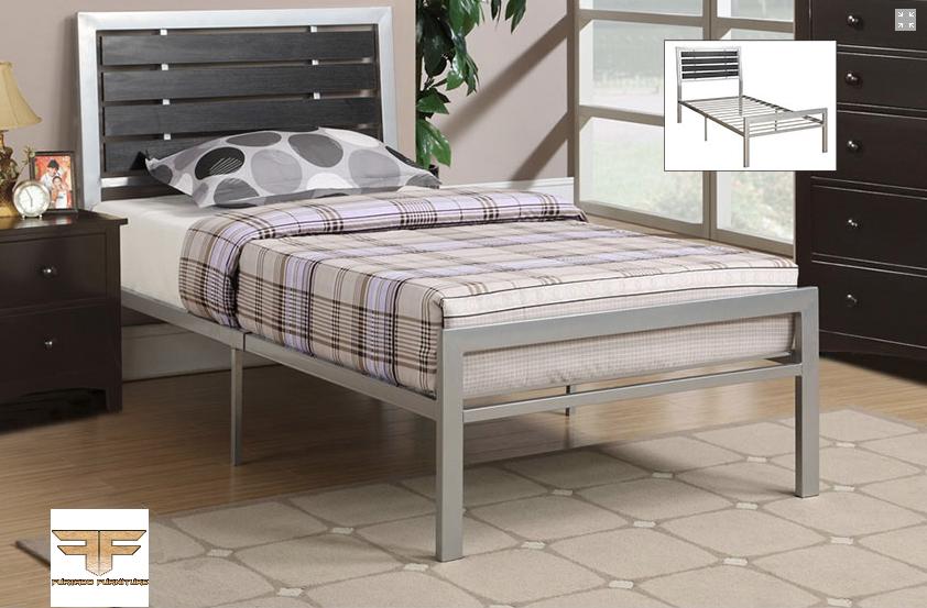INT-IF112 Metal Bed