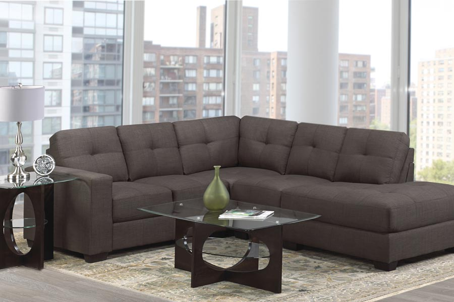 KW-94110 Fabric Sofa Sectional
