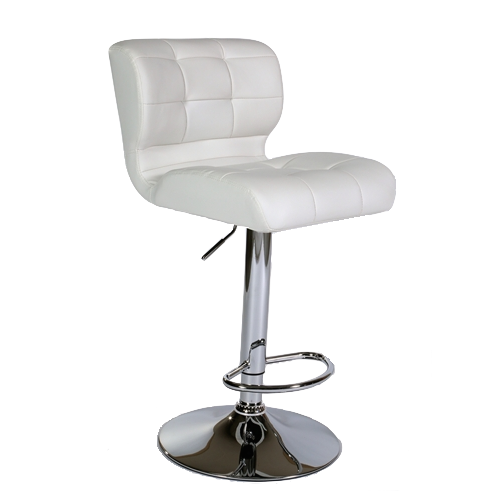 MDS-51-302 Crystal Leather Bar Stool