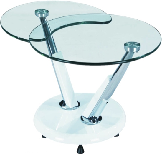 MDS-53-103 Artzy Glass Coffee Table