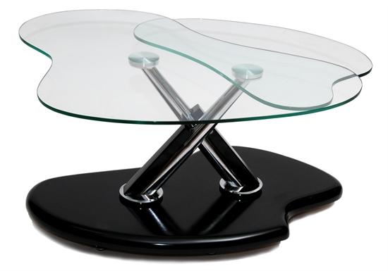 MDS-53-308 Silvio Glass Coffee Table