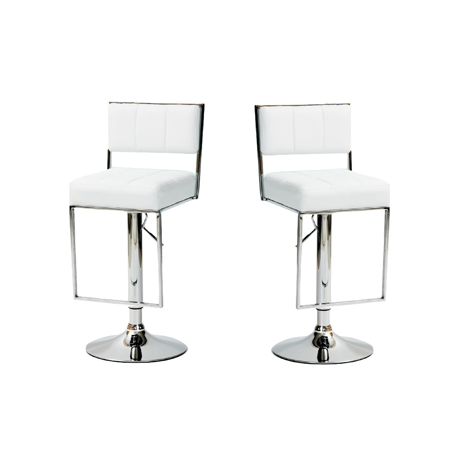 MDS-50-102 Sunny Leather Bar Stool
