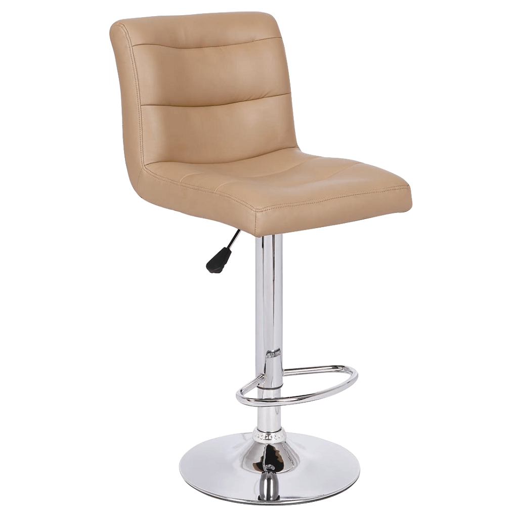 KW-YS-8375 Leather Bar Stool