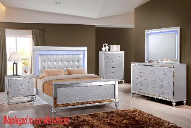 BEDROOM SET-GAL-VALENTINO-Floor