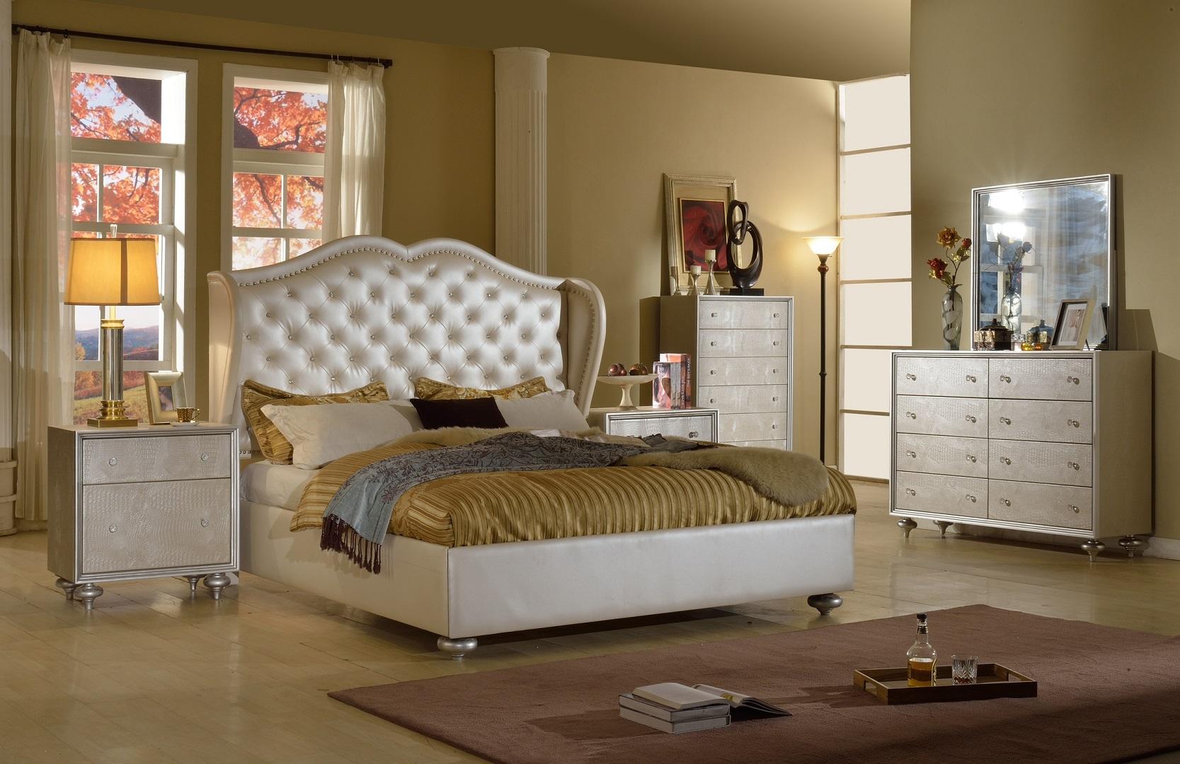 GL2846 Hollywood Bedroom Set