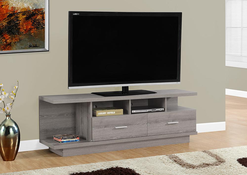 I_2675 TV Unit Taupe