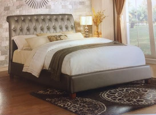 MAZ-5799PU-1 Upholstered Bed