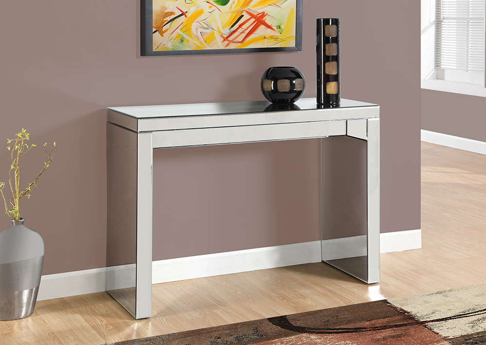 I-3717 Mirrored Console Table