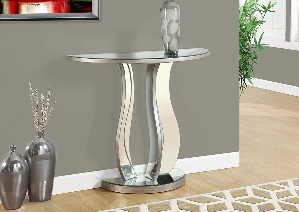 I-3727 Mirrored Console Table