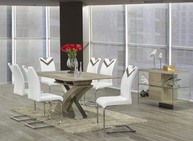 MEG-1080 Modern Dining Table Set