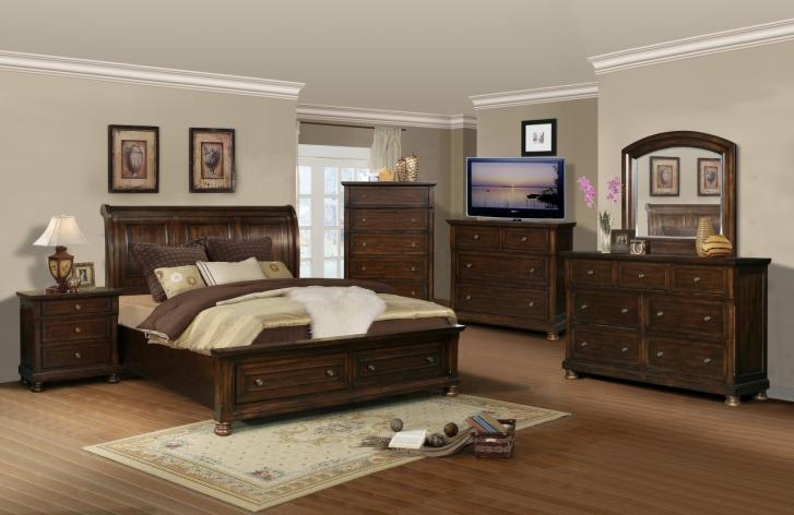 MEG-851 Bedroom Set