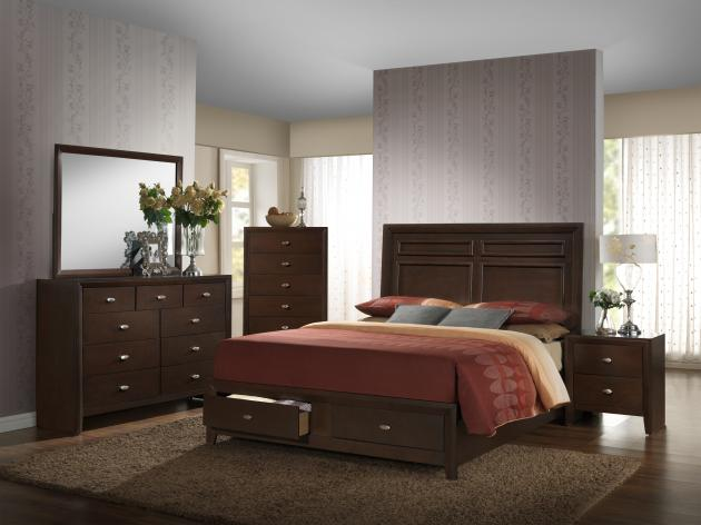 MEG-901 Bedroom Set