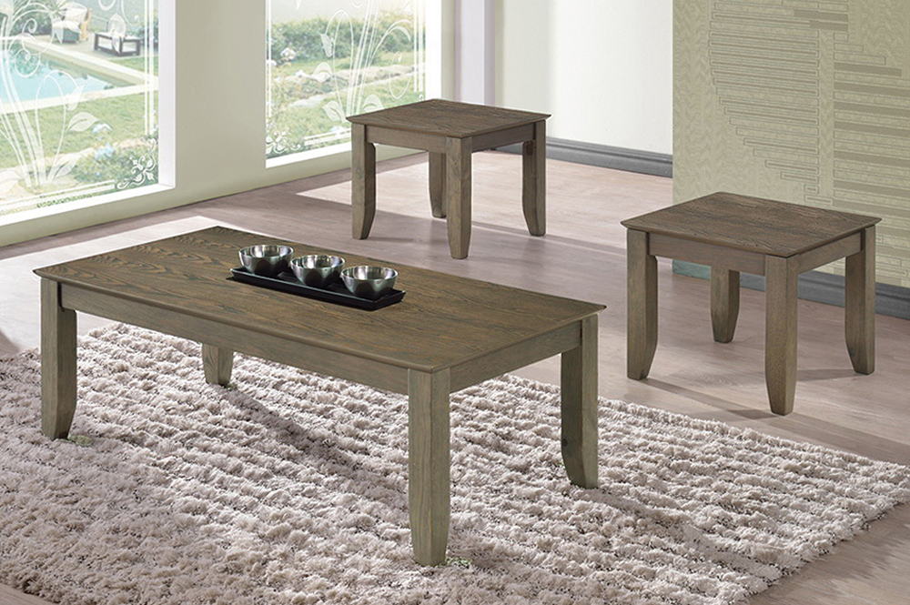 T-5060 Coffee Table 3pc Set