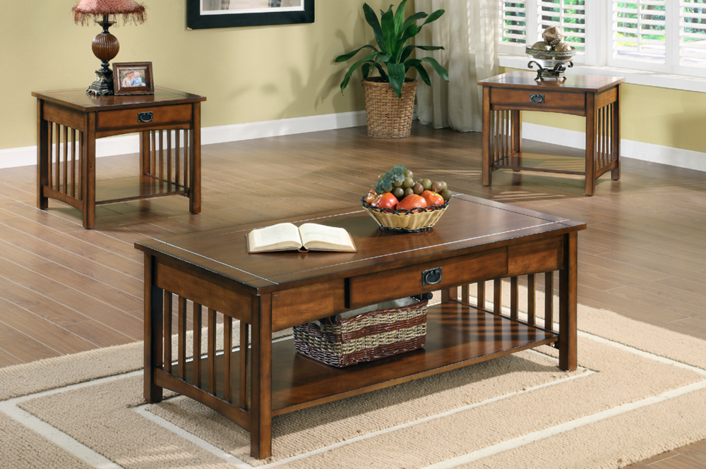 T-5200 Coffee Table 3pc Set