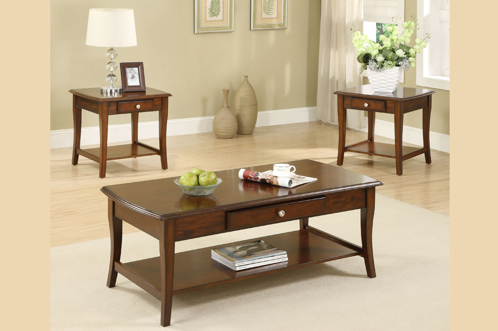 T-5210 Coffee Table 3pc Set