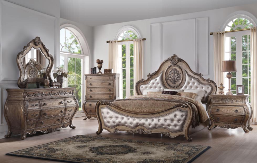 BedroomSet-PrincetonDark