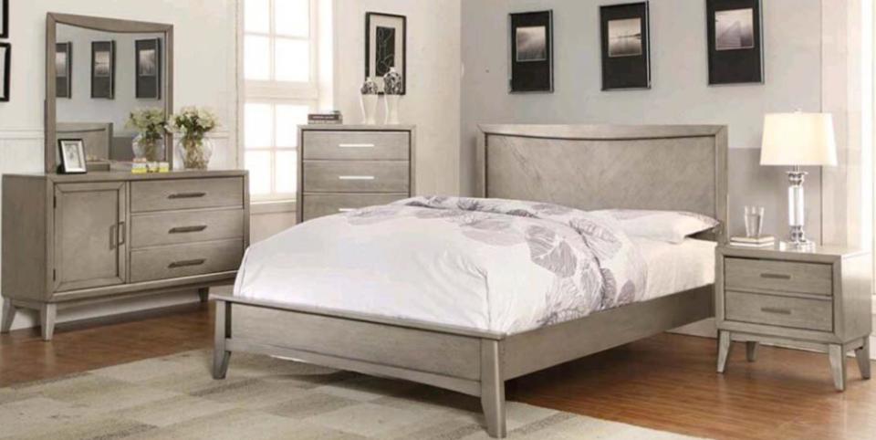 Sasha Bedroom Set