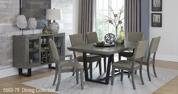 DINING TABLE-5569_78-Benny