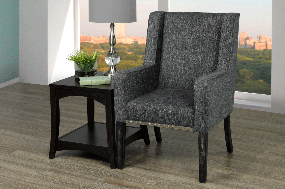ACCENT CHAIR-T-420