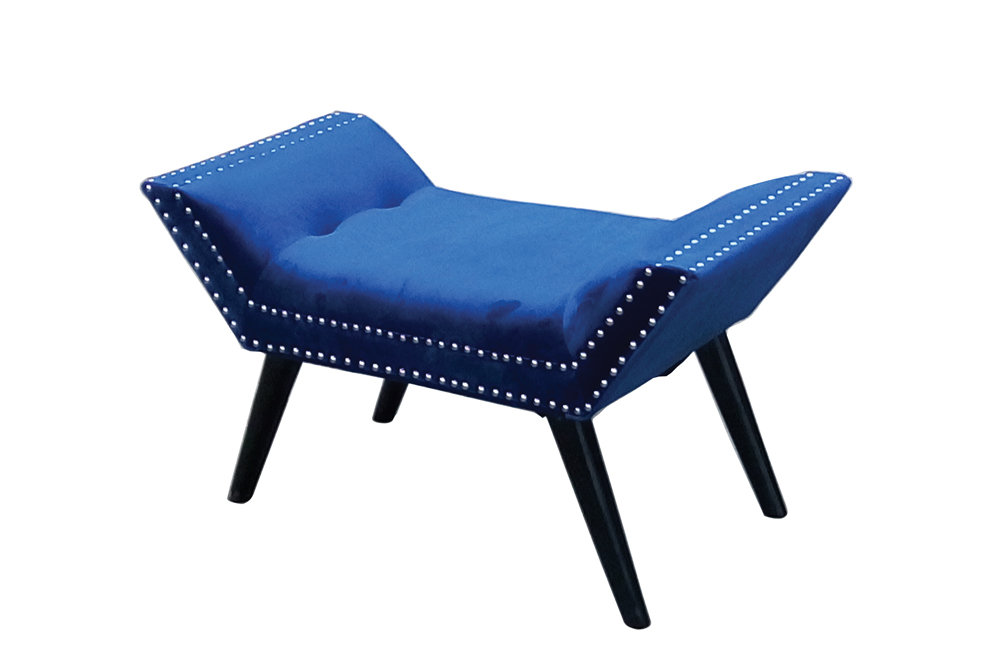 BENCHES-T-810-SMALL BLUE