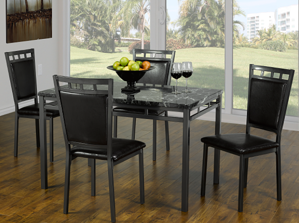 DINING TABLE-INT-T-1230-C-1231