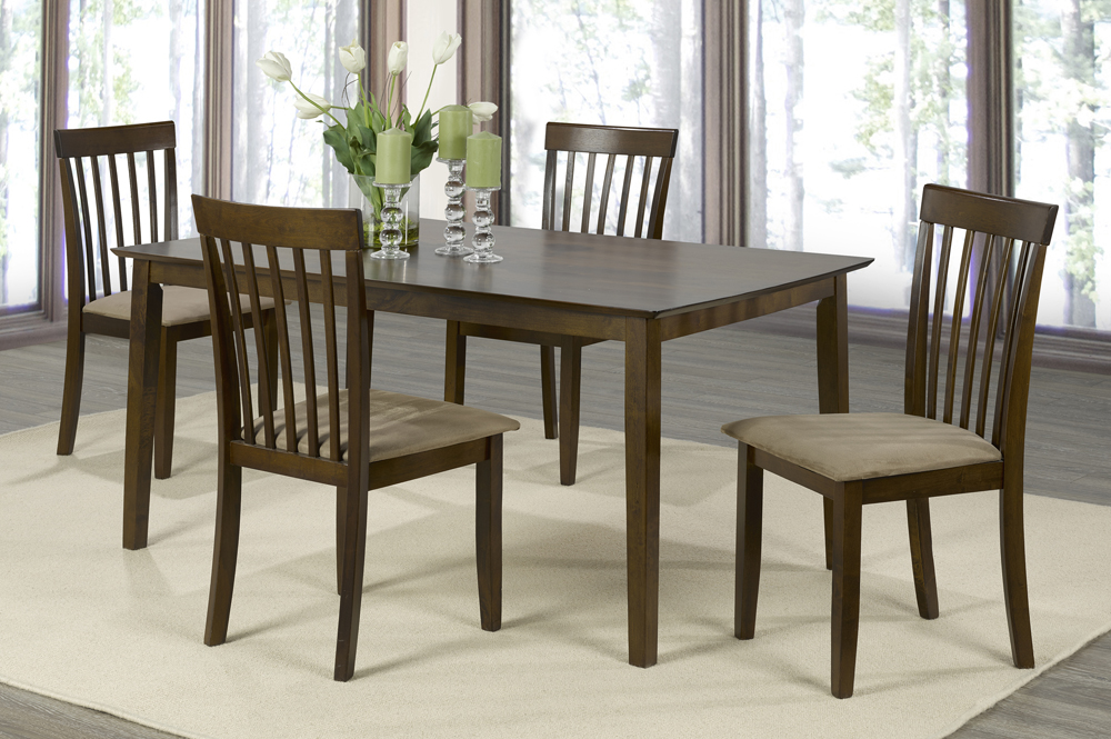 DINING TABLE-T-3004-5PCS