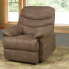 RECLINER CHAIR-T-1012-COFFEE