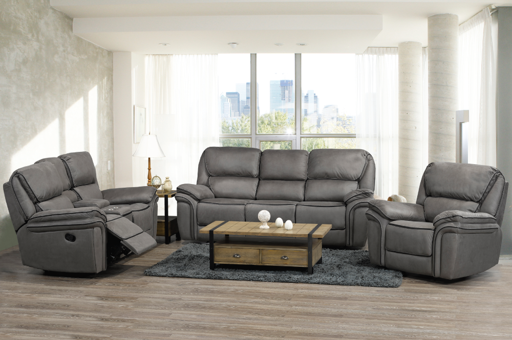 SECTIONAL RECLINER-T-1185