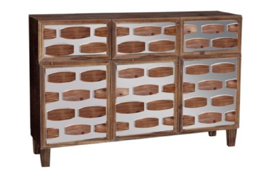 MIRRORED CHEST-MDS-40-164