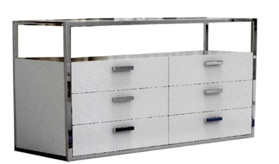 MIRRORED DRESSER-MDS-55-269