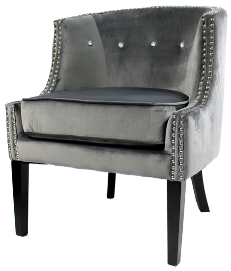 ACCENT CHAIR-MDS-44-008